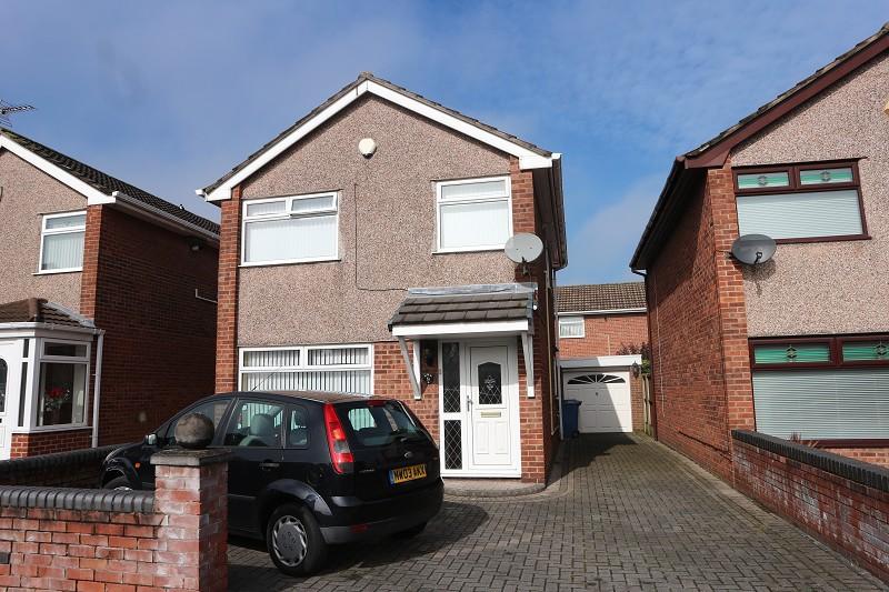 Gorsewood Grove, Liverpool, Merseyside. L25 2QL