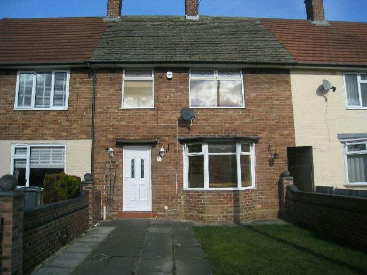East Millwood Road, Speke, Liverpool, Merseyside, L24