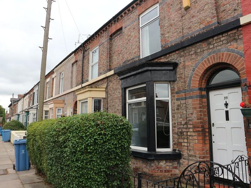 Gladstone Road, Garston, Liverpool, Merseyside. L19 1RR