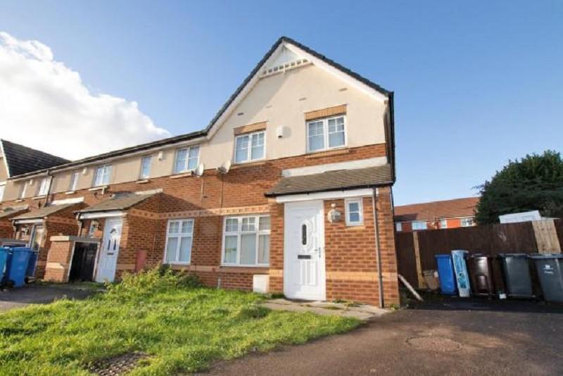 Lichfield Road, Halewood, Liverpool, Merseyside. L26 1YD