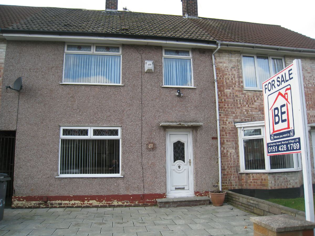 Critchley Road, Speke, Liverpool, L24