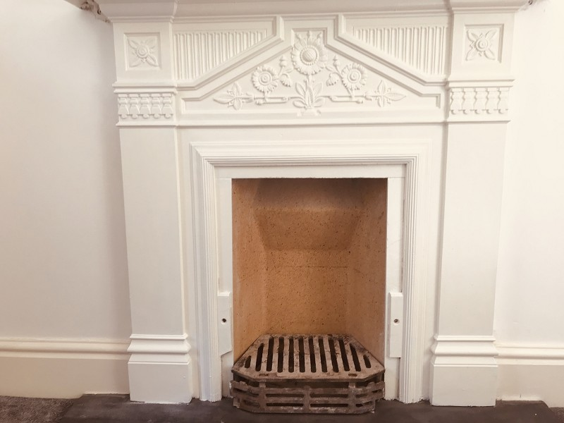 Feature Fire Place