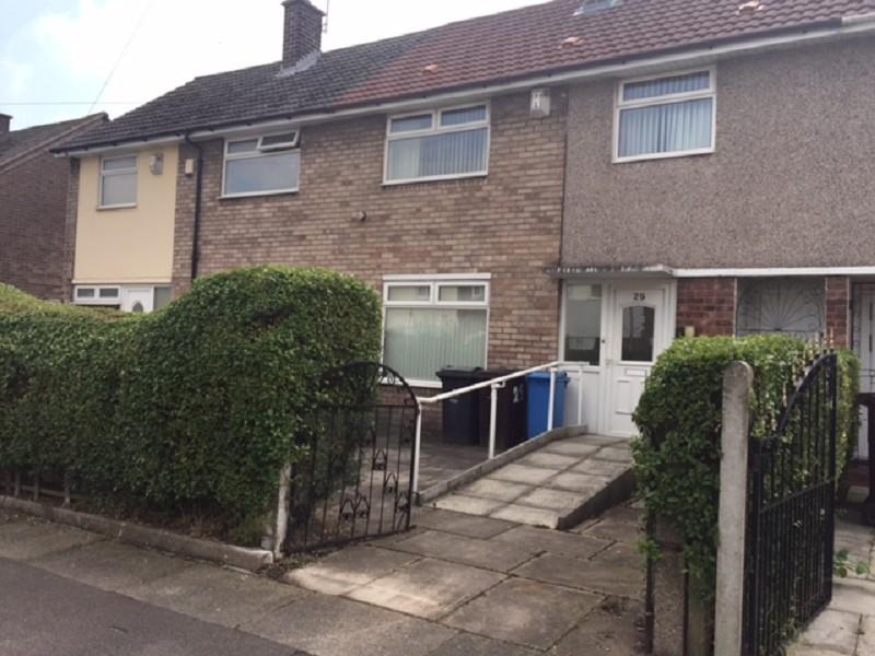 Holland Road, Halewood, Liverpool, Merseyside. L26 1UE