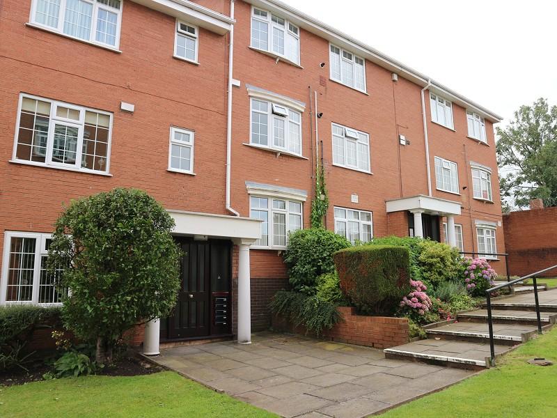 James Court Apartments, Liverpool, Merseyside. L25 8TR