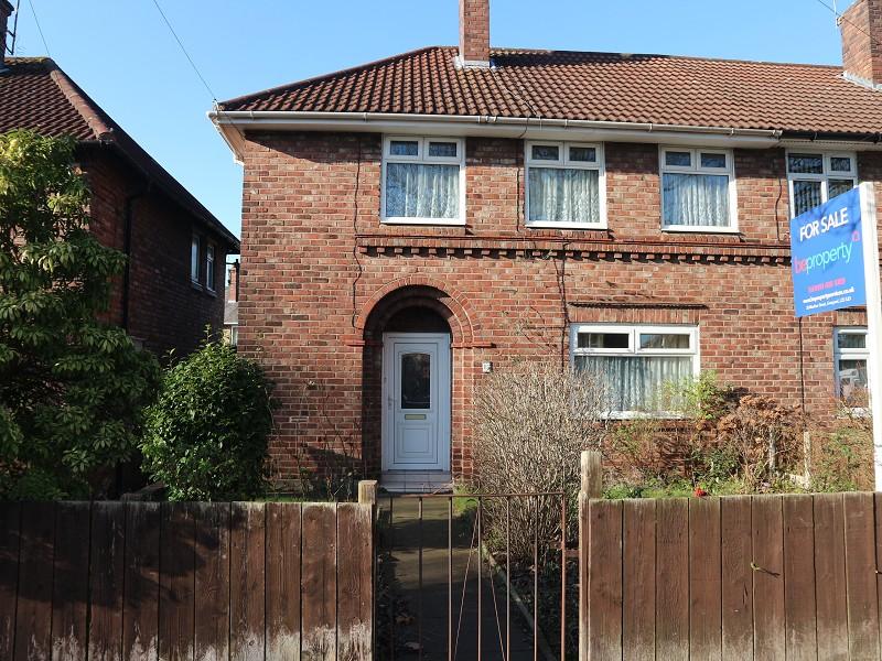 Townsend Avenue, Clubmoor, Liverpool, Merseyside. L13 9DL