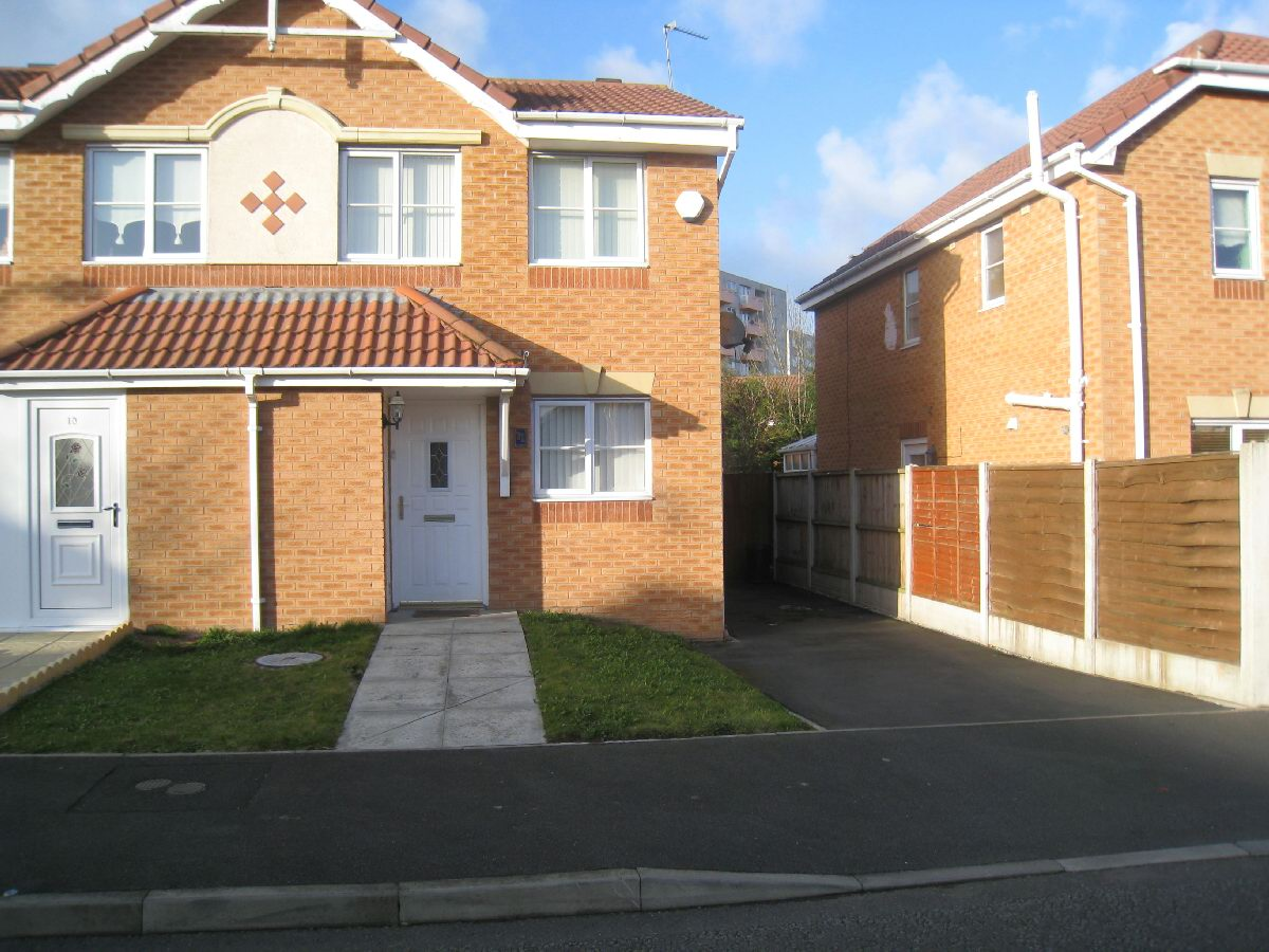 Westbury Close, Liverpool, L25