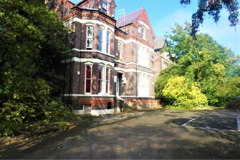 Alexandra Drive, Flat 9, Liverpool, Merseyside. L17 8TD